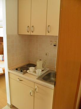 Studio flat AS-11687-c - Apartments Brela (Makarska) - 11687