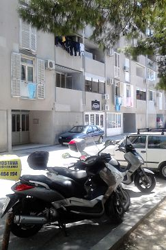 Property Split (Split) - Accommodation 11691 - Apartments with pebble beach.