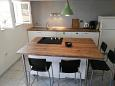 Kitchen 1 - House K-11696 - Vacation Rentals Seget Vranjica (Trogir) - 11696