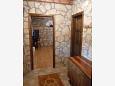 Hallway - House K-11701 - Vacation Rentals Gornje Planjane (Zagora) - 11701