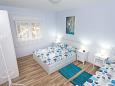 Bedroom 1 - Apartment A-11704-a - Apartments Zadar (Zadar) - 11704