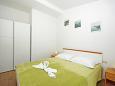 Bedroom 1 - House K-11708 - Vacation Rentals Podašpilje (Omiš) - 11708