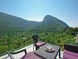 Terrace 1 - House K-11708 - Vacation Rentals Podašpilje (Omiš) - 11708