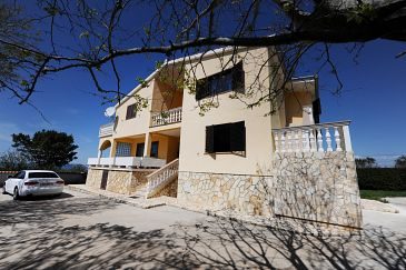 Property Zaton (Zadar) - Accommodation 11709 - Apartments near sea with pebble beach.