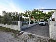 Parking lot Lozovac (Krka) - Accommodation 11715 - Vacation Rentals with pebble beach.