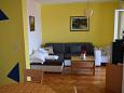 Bol, Living room u smještaju tipa apartment, WIFI.
