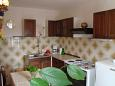 Kitchen - Studio flat AS-11730-a - Apartments Slatine (Čiovo) - 11730