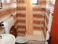 Bathroom - Studio flat AS-11730-a - Apartments Slatine (Čiovo) - 11730