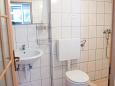 Bathroom - Studio flat AS-11732-a - Apartments Zadar - Diklo (Zadar) - 11732