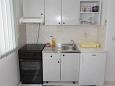 Kitchen - Apartment A-11733-c - Apartments Brela (Makarska) - 11733
