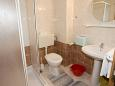 Bathroom - Studio flat AS-11733-a - Apartments Brela (Makarska) - 11733
