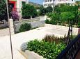 Seget Vranjica, Balcony - view u smještaju tipa apartment, WIFI.