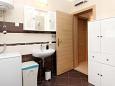 Bathroom - Apartment A-11740-a - Apartments Rastići (Čiovo) - 11740