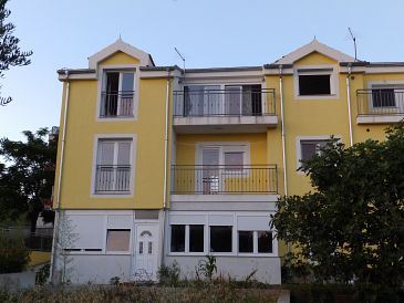 Property Zadar (Zadar) - Accommodation 11744 - Vacation Rentals with pebble beach.