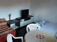 Living room - Apartment A-11748-a - Apartments Podaca (Makarska) - 11748