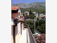 Balcony - Apartment A-11748-b - Apartments Podaca (Makarska) - 11748