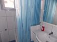 Bathroom - Studio flat AS-11748-a - Apartments Podaca (Makarska) - 11748