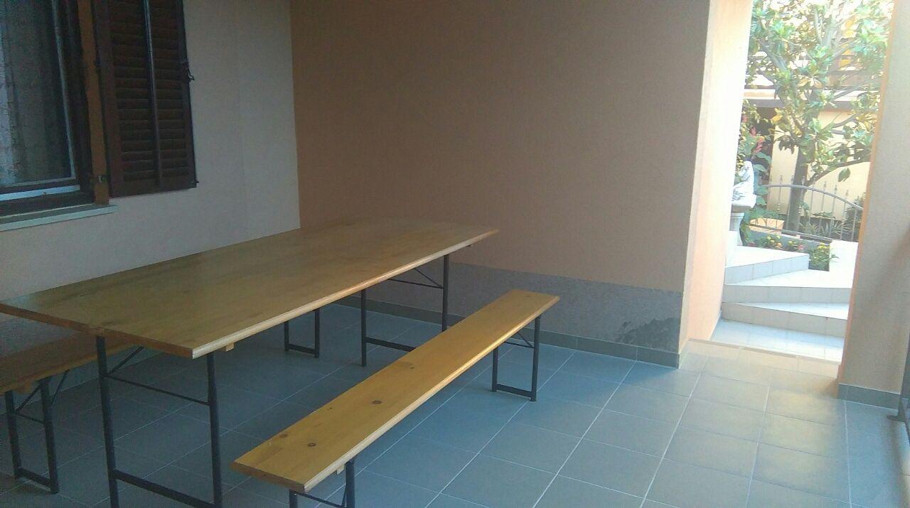 Apartmány s parkoviskom v meste Podaca - 11748