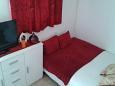 Kaštel Kambelovac, Bedroom u smještaju tipa studio-apartment, dostupna klima i WIFI.