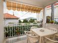 Terrace 2 - Apartment A-11760-a - Apartments Trogir (Trogir) - 11760