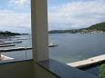 Balcony 1 - view - Apartment A-11769-c - Apartments Supetarska Draga - Donja (Rab) - 11769