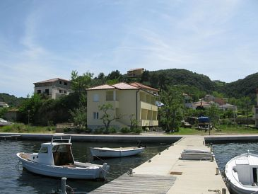 Supetarska Draga - Donja, Rab, Property 11769 - Apartments blizu mora.