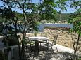 Courtyard Supetarska Draga - Donja (Rab) - Accommodation 11769 - Apartments near sea.