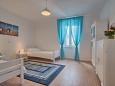 Pula, Bedroom 2 u smještaju tipa house, dopusteni kucni ljubimci i WIFI.