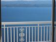 Balcony - view - Studio flat AS-11786-a - Apartments Zavode (Omiš) - 11786