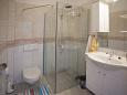Bathroom - Studio flat AS-11786-a - Apartments Zavode (Omiš) - 11786