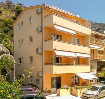 Property Podgora (Makarska) - Accommodation 11788 - Apartments with pebble beach.