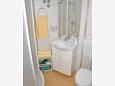 Bathroom - Studio flat AS-11800-a - Apartments Banjol (Rab) - 11800