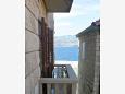 Balcony 1 - Apartment A-11805-a - Apartments Postira (Brač) - 11805