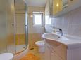 Bathroom - Apartment A-11815-b - Apartments and Rooms Nerezine (Lošinj) - 11815