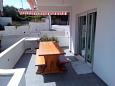 Terrace - Apartment A-11828-a - Apartments Sevid (Trogir) - 11828