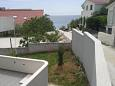 Courtyard Sevid (Trogir) - Accommodation 11828 - Apartments near sea with pebble beach.