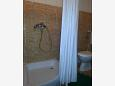 Bathroom - Studio flat AS-11834-b - Apartments Orebić (Pelješac) - 11834