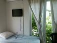 Bedroom - Studio flat AS-11844-b - Apartments Drvenik Donja vala (Makarska) - 11844