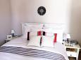 Bedroom 1 - House K-11850 - Vacation Rentals Novi Vinodolski (Novi Vinodolski) - 11850