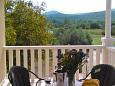 Sreser, Terrace - view u smještaju tipa apartment, dopusteni kucni ljubimci i WIFI.