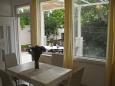 Sreser, Dining room u smještaju tipa apartment, dostupna klima, dopusteni kucni ljubimci i WIFI.