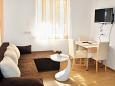 Dining room - Apartment A-11859-b - Apartments Vrboska (Hvar) - 11859