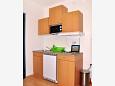 Kitchen - Apartment A-11859-b - Apartments Vrboska (Hvar) - 11859