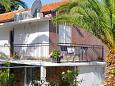 Shared balcony - Apartment A-11859-a - Apartments Vrboska (Hvar) - 11859