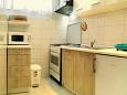 Fažana, Kuchyně u smještaju tipa apartment, WIFI.