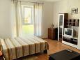 Fažana, Ložnice u smještaju tipa apartment, WIFI.
