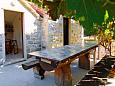 Terrace - House K-11886 - Vacation Rentals Postira (Brač) - 11886