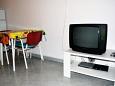 Labin, Obývací pokoj u smještaju tipa apartment, dopusteni kucni ljubimci i WIFI.