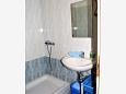 Labin, Koupelna u smještaju tipa apartment, dopusteni kucni ljubimci i WIFI.
