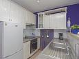 Rabac, Kuchyně u smještaju tipa apartment, WIFI.